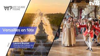 VYP. Versailles en fête