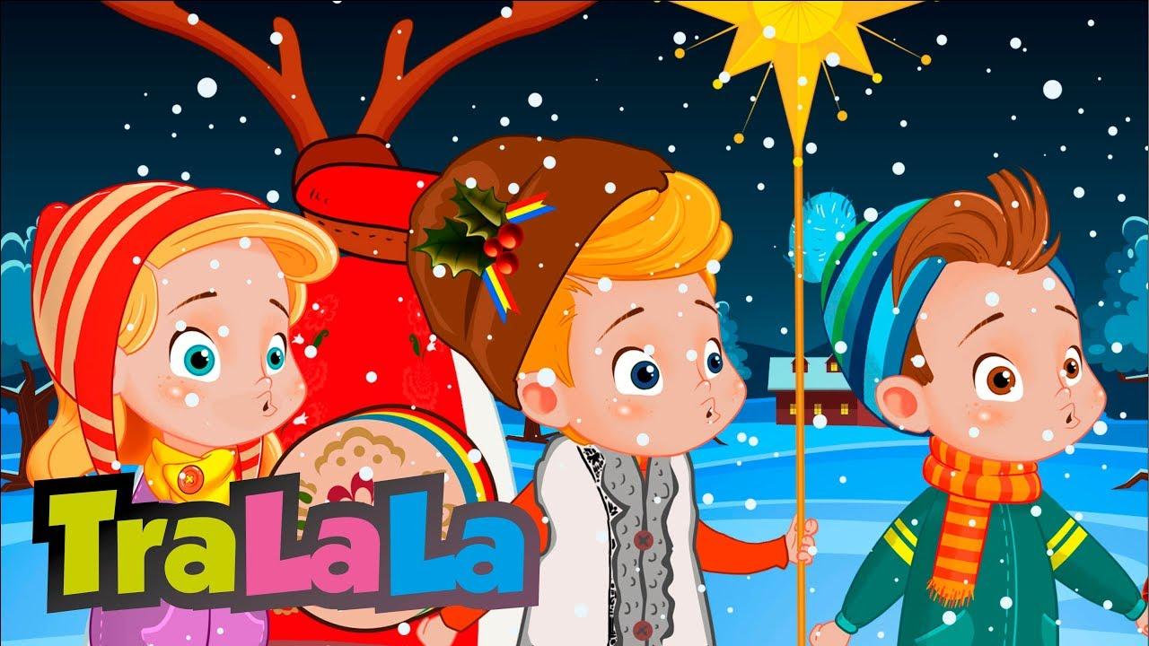 Urare de sărbători - Cântece de iarnă pentru copii | TraLaLa
