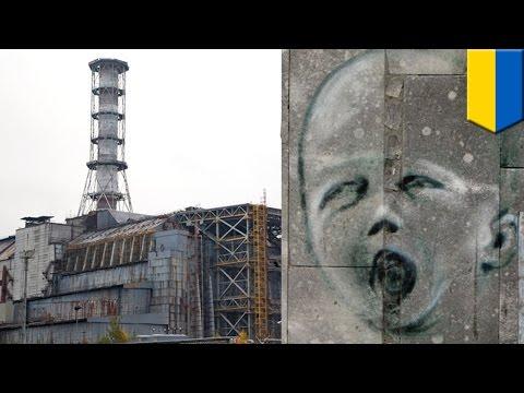車諾比核災30年後 輻射仍在