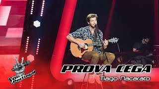 "Tiago Nacarato – ""Onde Anda Você"" | Prova Cega | The Voice Portugal thumbnail"