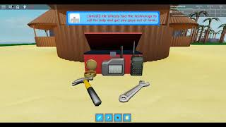 Ghost teaches simple science - ROBLOX