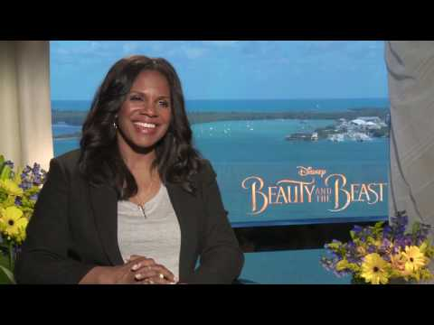 EXCLUSIVE INTERVIEW Audra McDonald, Disney's Beauty and The Beast
