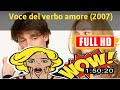 [ [0LD M0V1E R3VIEW] ] No.99 @Voce del verbo amore (2007) #The1159srxrs