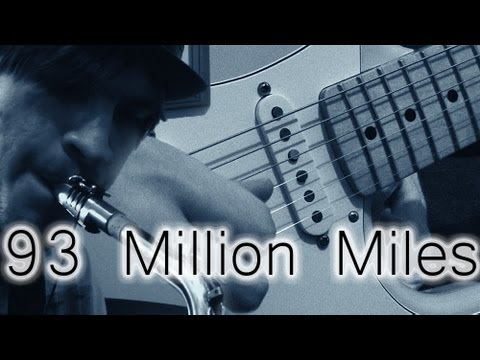 93 Million Miles - Dane Bryant Frazier (Jason Mraz Cover)