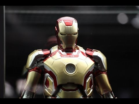 Iron Man 3 Play Imaginative Super Alloy Die Cast-ShowCase