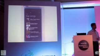 Nokia Music for India - Demoed on the Lumia 900