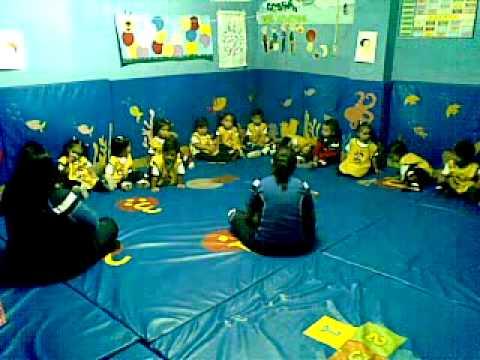 Albohispano maternal 2011 actividad inicial youtube for Actividades para jardin maternal sala de 2