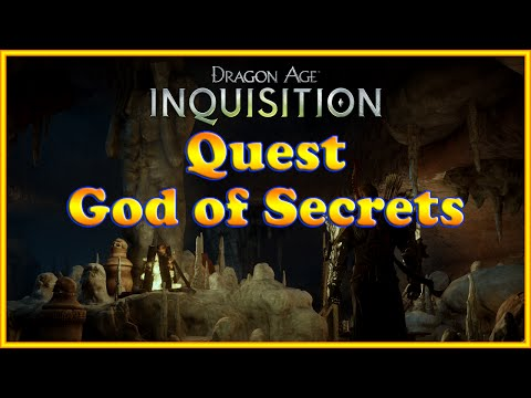 Dragon Age: Inquisition - God of Secrets - Runes In The Lost Temple - Quest