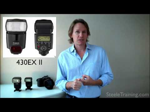 Canon 430EX vs. 430EX II - Which is Better?