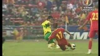 TM Piala FA 08 (Final) 2nd Half - Selangor vs Kedah