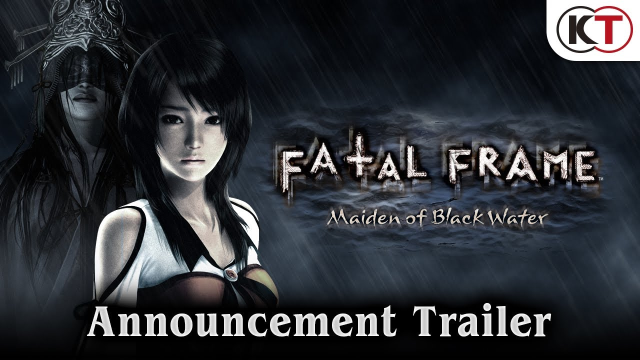 Fatal Frame: Maiden of Black Water remaster coming to PC