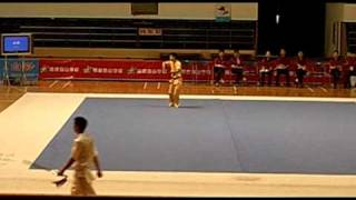 2007 China Nationals: Wang Fei (Shandong) - Jian Shu