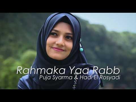 Puja Syarma - Rahmaka Ya Rabb [OFFICIAL]