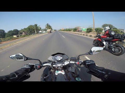 Goa to Mumbai road trip with superbikes | IBW 2017