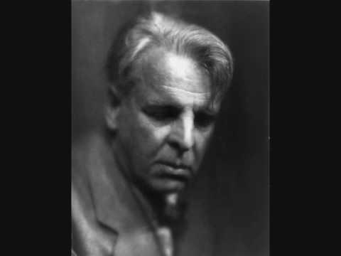 W.B.Yeats: Among School Children