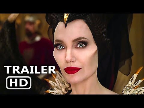 MALÉVOLA 2 DONA DO MAL Trailer Brasileiro LEGENDADO (2019)
