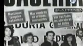 """La Historia detrás del Mito: """"Sara Aldrete y los Narcosatanicos""""   Primera Parte   (5/6)"""