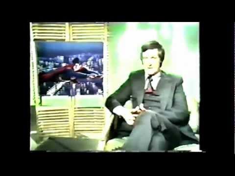 BBC Barry Norman film 1978 / Superman The Movie Royal Premiere.