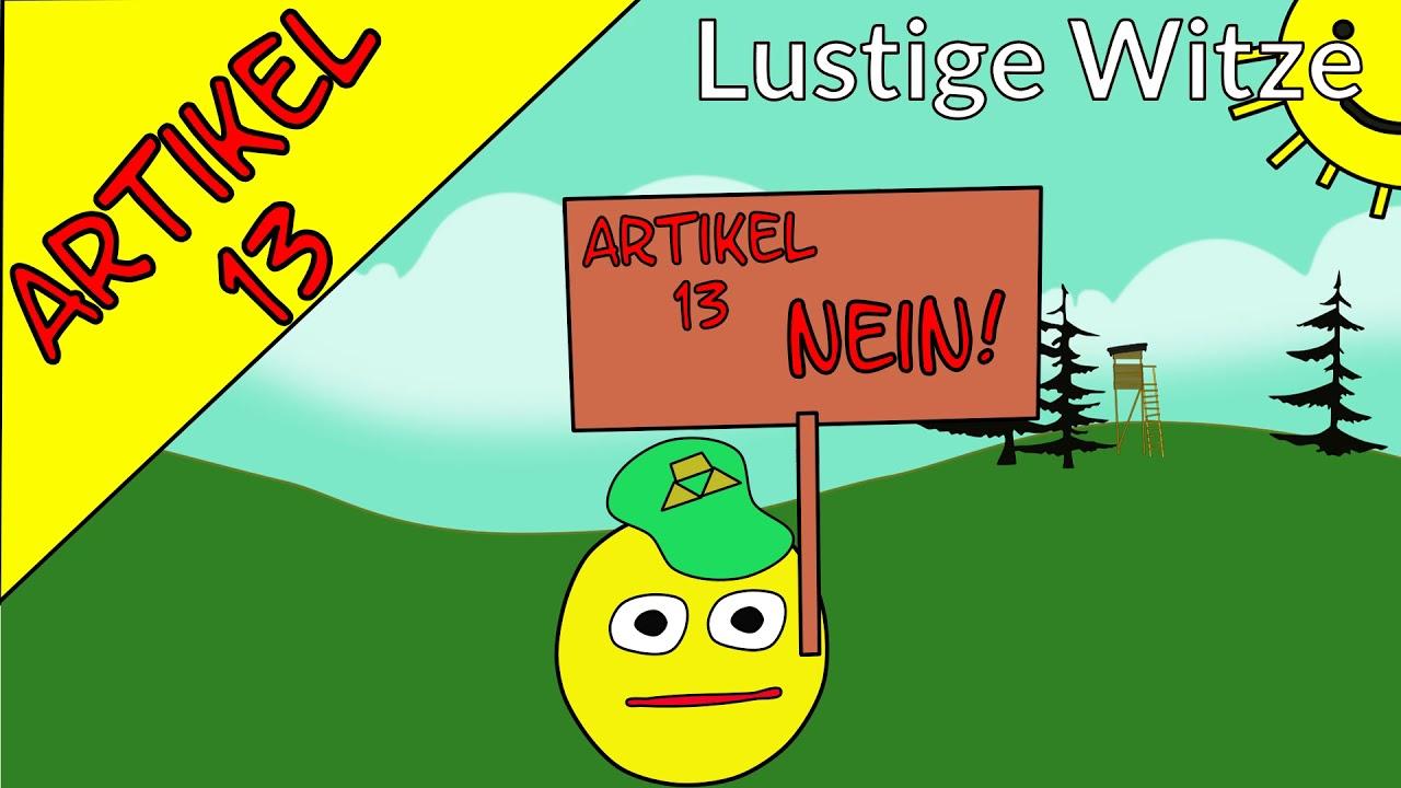 Artikel 13 - Axel Voss und das Internet