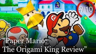 Paper Mario: The Origami King Review [Switch] (Video Game Video Review)