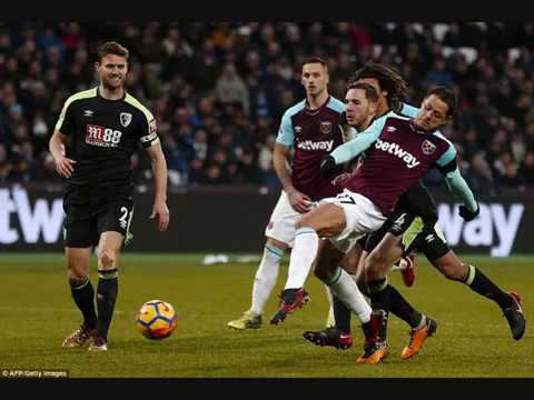West Ham 1-1 Bournemouth: Substitute Javier Hernandez spares Hammers blushes after Cherries winger