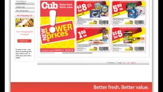 How to get the Cub Foods Weekly Ad?