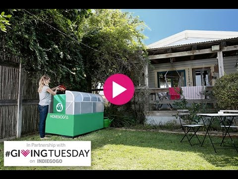 HomeBiogas - Turn Your Waste into Energy