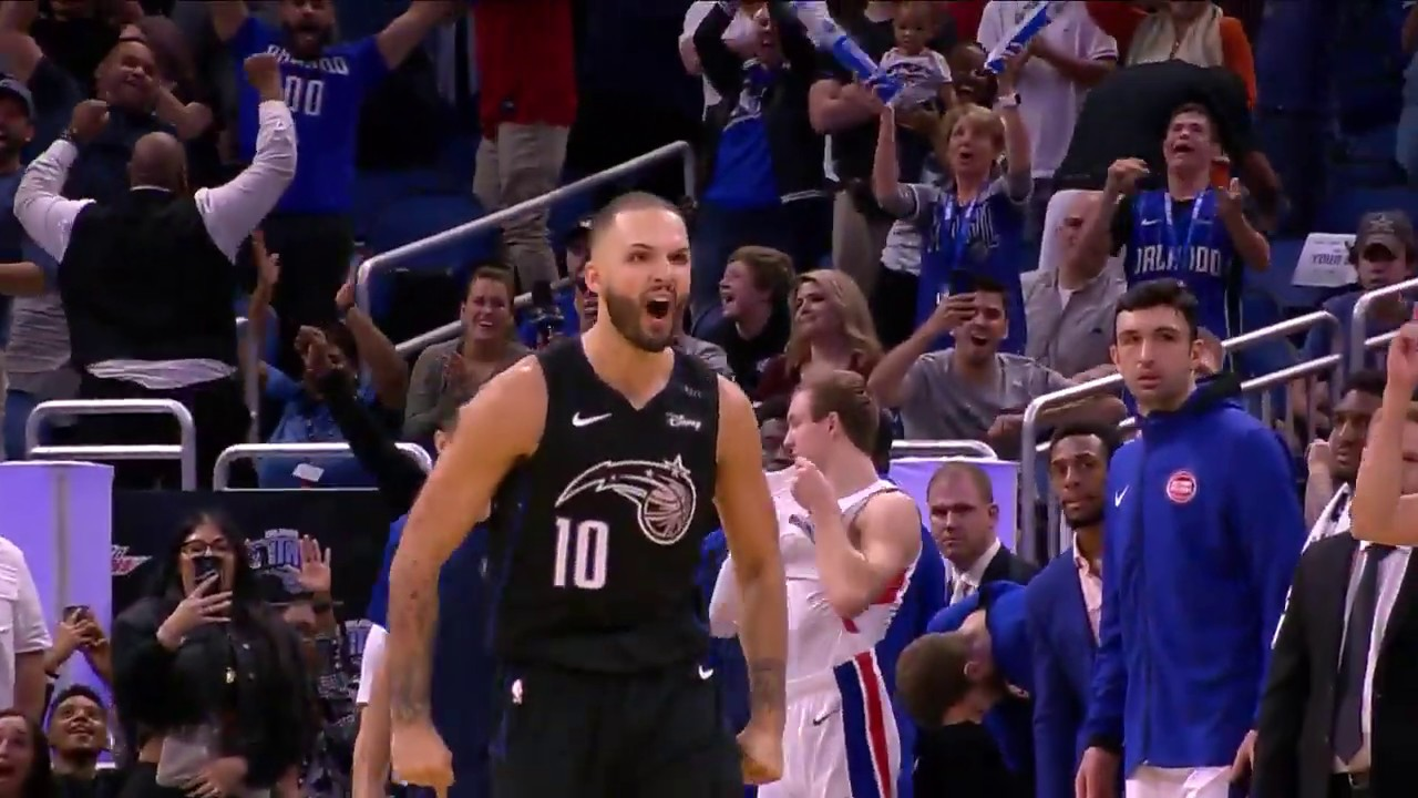 Evan Fournier Hits Big Time Game-Winning Floater To Beat ...
