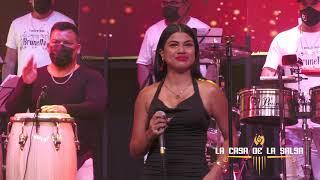 Me Fallaste - Brunella & Orquesta - La casa de la Salsa - 1/05/2021