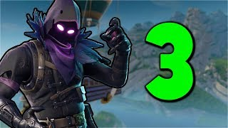 Meine 3 Lieblings-Skins Kombinationen in Fortnite!
