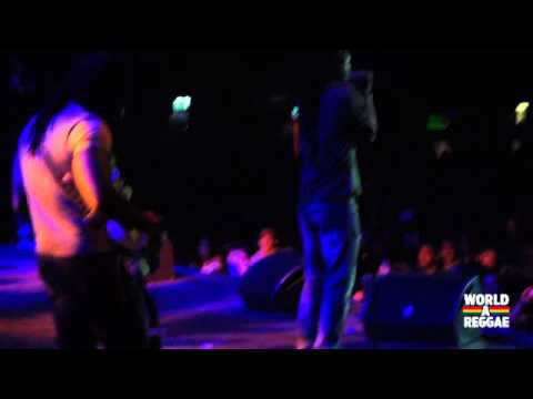 Jah Cure - Unconditional Love - Live at Amsterdam Reggae Festival 2011 - HMH