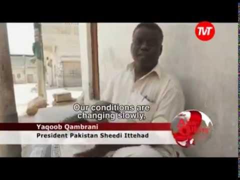 Blacks Still Fighting For Equal Rights In Pakistan