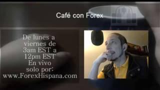 Forex con Café del 3 de Noviembre 2016