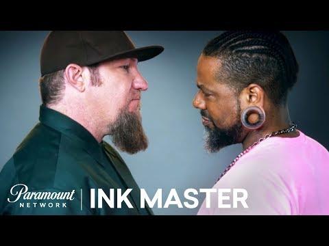 Meet The Tattoo Artists |  Master Vs. Apprentice (Season 6)