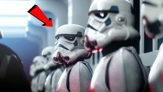 La Trágica Historia de un Soldado de Asalto - Star Wars