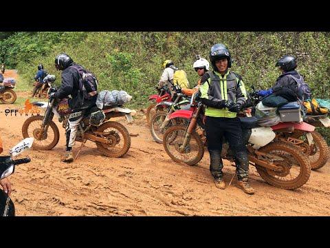Vietnam Motorbike, Motorcycle, Dirt Bike & Scooter Tours Special | OffroadVietnam.com