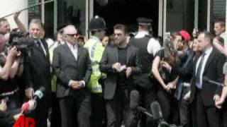 George Michael Arrested After London Car Crash
