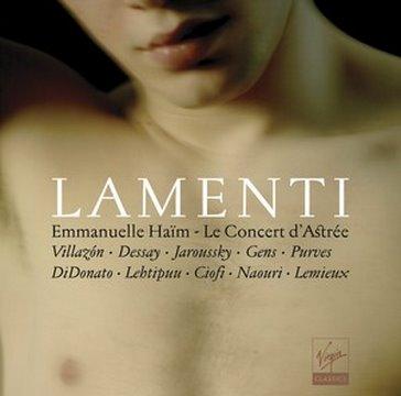 Lamenti - Le Concert d'Astrée, Emmanuelle Haïm