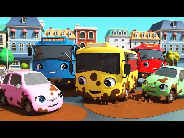 Nuevas Canciones de Little Baby Bum en Español   Canciones Infantiles   Dibujos Animados