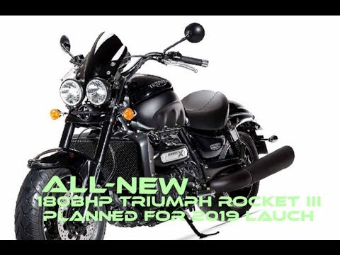 All-new Triumph Rocket III bhp Planned for  Launch