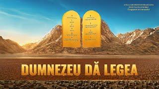"""Documentarului """"Acela care deține suveranitatea peste toate lucrurile"""" Fragment 8 - Dumnezeu dă legea"""