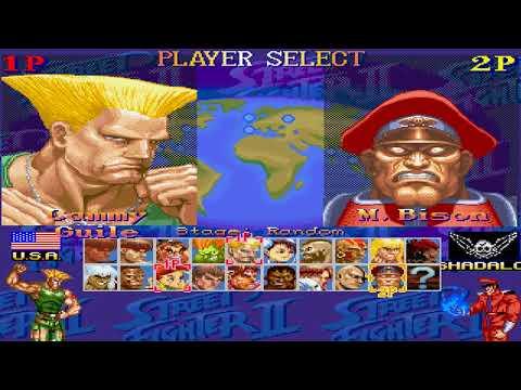 Super Street Fighter II Ultimate (Tag System) - Mugen Download | GO