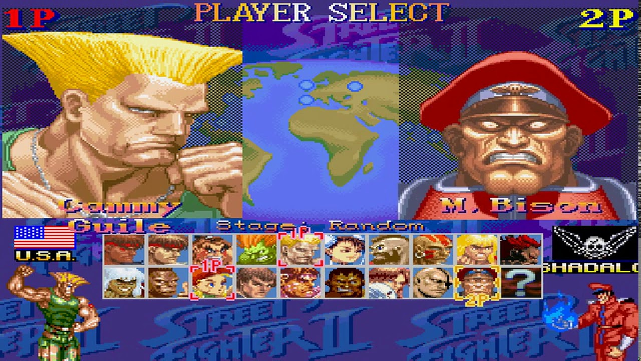 Super Street Fighter 2 Ultimate Ver  3 0 is an awesome free