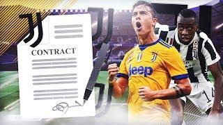 FIFA 18   CARRIÈRE JUVENTUS : ACCEPTER TOUTES LES OFFRES CHALLENGE !