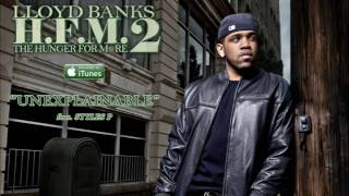 Unexplainable by Lloyd Banks ft Styles P [Radio RIP] - Off Of HFM2 | 50 Cent Music