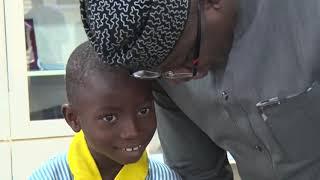 MENTORSHIP: FAYEMI STEPS ASIDE FOR 7-YEAR-OLD DANIEL