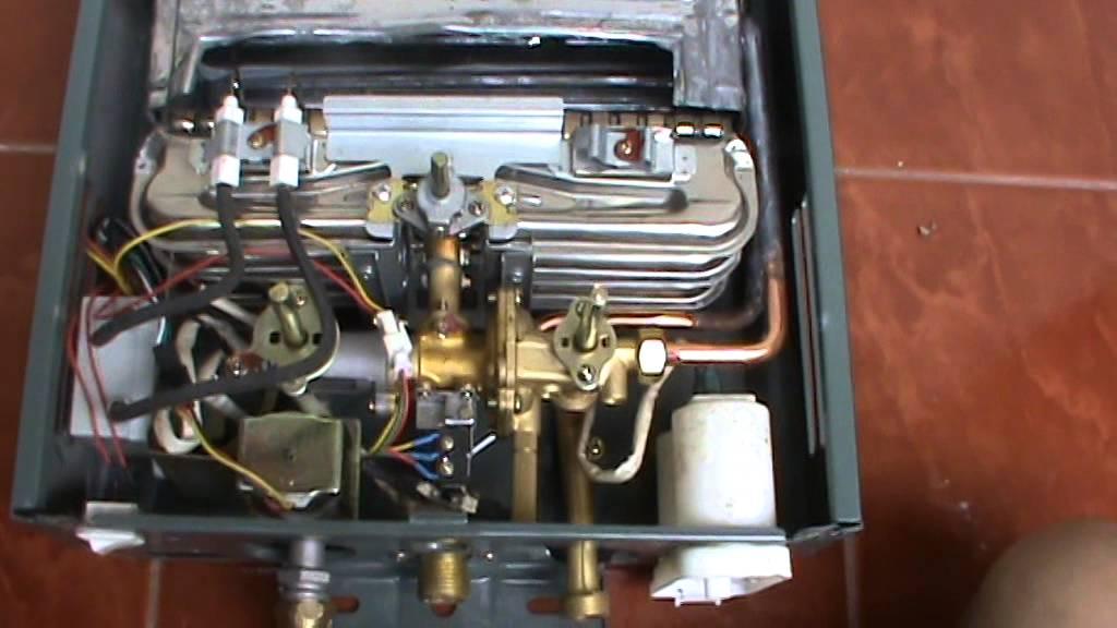 Cara Kerja Water Heater Gas How Frizon Gas Water Heater