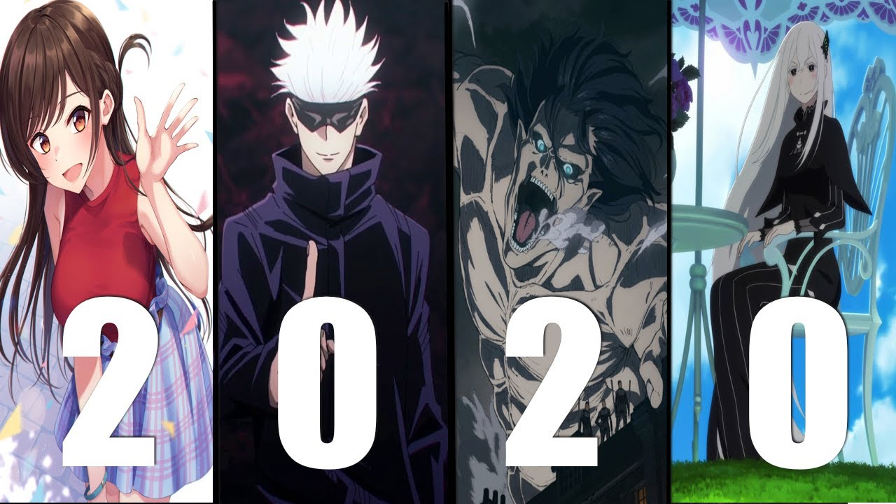 The Anime of 2020 - A Year In Review
