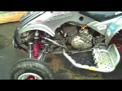 Suzuki Ltr  Cranks But Wont Start