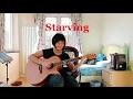 Starving - Hailee Steinfield, Grey ft. Zedd (Fingerstyle Guitar) FREE TABS